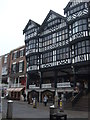 SJ4066 : Patisserie Valerie on Bridge Street Chester by Richard Hoare
