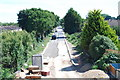 SU5803 : Fareham to Gosport BRT - View from Gregson Avenue Bridge (29) by Barry Shimmon