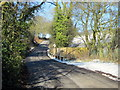 SO9774 : Marlbrook Lane Bromsgrove by Roy Hughes