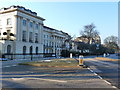 TQ2782 : The Classical architecture of Clarence Terrace, Marylebone, London by Ruth Sharville