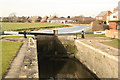 SK7794 : Misterton Top Lock by Richard Croft