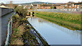 J4973 : The canal, Newtownards (5) by Albert Bridge