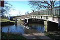 SP5798 : Ford on the River Sence, Blaby by John Walton