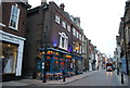 TQ7468 : Rochester High St by Nigel Chadwick