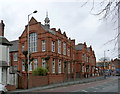SO9099 : Wolverhampton Municipal Grammar School by Alan Murray-Rust