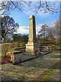 SJ8383 : Styal War Memorial by David Dixon