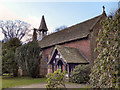 SJ8383 : Norcliffe Chapel by David Dixon