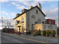 SJ8583 : The Railway, Handforth by David Dixon
