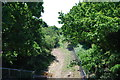 SU5802 : Fareham to Gosport BRT - View from Tichborne Way Bridge (2) by Barry Shimmon