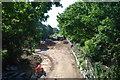 SU5802 : Fareham to Gosport BRT - View from Tichborne Way Bridge (6) by Barry Shimmon