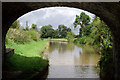 SJ6762 : Shropshire Union Canal near Wimboldsley, Cheshire by Roger  Kidd