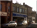 SJ7560 : WH Smith, Sandbach High Street by Stephen Craven