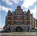 "TQ3188 : ""The Salisbury"" public house, Harringay by Julian Osley"