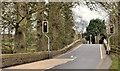 J1258 : The Newforge Road, Magheralin (1) by Albert Bridge