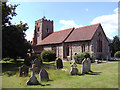 TL7112 : St Martin's church, Little Waltham, Essex by Peter Stack
