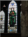 SJ4066 : Chester cathedral: St Anselm window by Stephen Craven