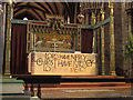 SJ4066 : Chester cathedral: high altar by Stephen Craven
