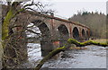NT2340 : Neidpath Viaduct from the north by Jim Barton