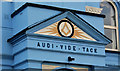 C8532 : Masonic Hall. Coleraine (2) by Albert Bridge