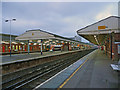 SU6352 : Basingstoke - Basingstoke Station by Chris Talbot