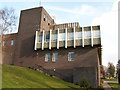 SP0483 : Medical Physics building, University of Birmingham by Phil Champion