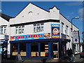 TQ2184 : Cafe Express, High Road / Brenthurst Road, NW10 by Mike Quinn