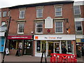 SO9670 : Bromsgrove High Street  Rexjohnsononline.com &amp; The Orange Shop by Roy Hughes
