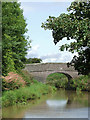 SJ6759 : Eardswick Bridge near Church Minshull, Cheshire by Roger  Kidd