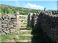 SK0594 : Gate to Bleaklow by Brian Frost
