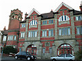 SP0384 : Former fire station, Rose Road, Harborne by Phil Champion