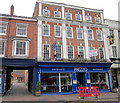SO9570 : Bromsgrove High Street  Prezzo by Roy Hughes