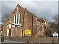 TQ2185 : St. Catherine's Church, Dudden Hill Lane, NW10 by Mike Quinn
