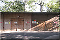 SP1465 : Groundman's sheds, Henley-in-Arden College by Robin Stott