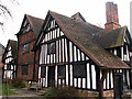 SP0481 : Selly Manor, Bournville by Phil Champion