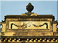 SE0925 : Architectural detail, Somerset House, Halifax by Phil Champion