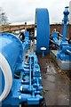 SD6921 : J & E Wood Mill Engine by Ashley Dace