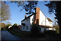 TQ6344 : Weatherboarded Cottage, Church Lane by N Chadwick