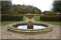 SK9669 : Boultham Park fountain by Richard Croft