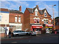 SP0490 : Houses and Shops Rookery Rd by Nigel Mykura