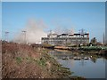 TR3362 : Demolition of Richborough Towers 10 by Oast House Archive