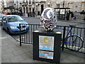 TQ2880 : Egg 147 in The Faberg&eacute; Big Egg Hunt by PAUL FARMER