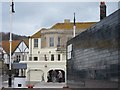 TQ8209 : By the Jerwood Gallery by Oast House Archive