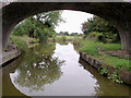 SJ7359 : Trent and Mersey Canal west of Wheelock, Cheshire by Roger  Kidd