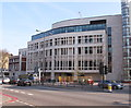 TQ2781 : Westminster Magistrates' Court, Marylebone by David Hawgood
