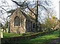 TL3655 : Toft: St Andrew by John Sutton