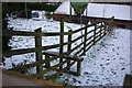 SE0025 : Stile near Throstle Nest House, Mytholmroyd by Phil Champion