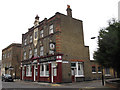 TQ3278 : The Huntsman and Hounds, Walworth by Stephen Craven