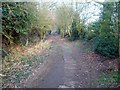 SK4178 : Bolehill Lane between Marsh Lane and Eckington by Jonathan Clitheroe