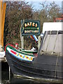 SP8814 : Bates Boatyard, Aylesbury Arm, Grand Union Canal by Chris Reynolds