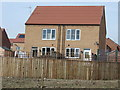 TA1668 : New social housing, Bridlington by JThomas